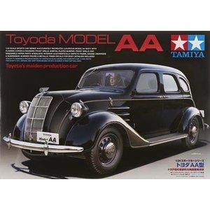 Tamiya America Inc. . TAM 1/24 TOYODA MODEL AA
