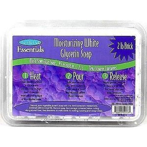 Life of the Party . LFP SOAP WHITE GLYCERINE 2LB