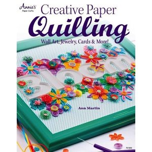 Quilled Creations . QUI CREATIVE PAPER QUILLING BOOK
