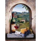 Dimensions . DMS TUSCAN VIEW/ARCH WINDOW P BY#