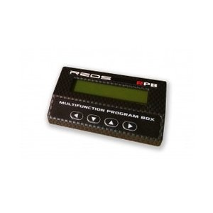 Reds Racing USA . RRU LCD PROGRAM BOX SUPPORT