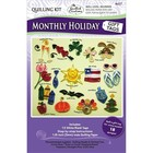 Quilled Creations . QUI MONTLY HOLIDAY TAGS KIT