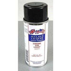 Alclad Paint . ALD CHROME FOR LEXAN AEROSOL