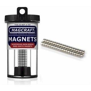 1/4X1/8 Rare Earth Disc Magnet