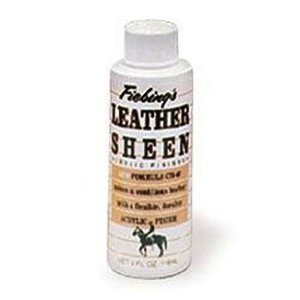 Silver Creek Crafts . SCC LEATHER SHEEN 4OZ