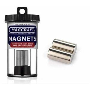 "1/2""""X1 Rare Earth Rod Magnet"