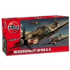 Airfix . ARX 1/72 MESSERSCHMITT BF109 G-6