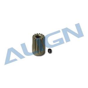 Align RC . AGN MOTOR PINION GEAR 14T
