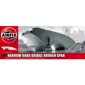 Airfix . ARX 1/76 NARROW RD BRDGE BRKN SPAN