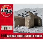 Airfix . ARX 1/48 AFGHAN SNGLE STORY HOUSE