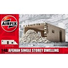 Airfix . ARX 1/48 AFGHAN SINGLE STORY DWELL