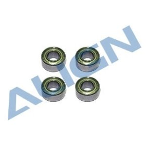 Align RC . AGN T-Rex Bearings 3X6X2.5