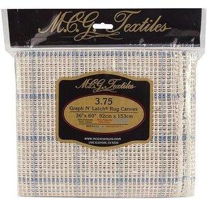 MCG Textiles . MCG 30X36 GRAPH N LATCH CANVAS