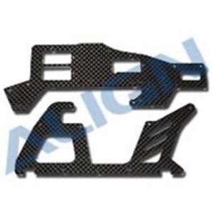 Align RC . AGN (DISC) - 450V2 MAIN FRAME BLACK
