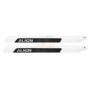 Align RC . AGN (DISC) - 325D CARBON BLADE 325MM