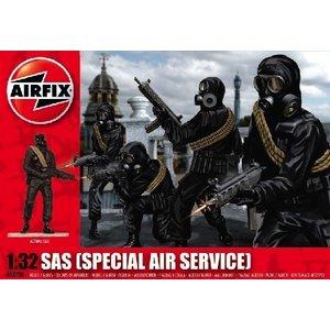 Airfix . ARX 1/32S.A.S. SPECIAL AIR SERVICE
