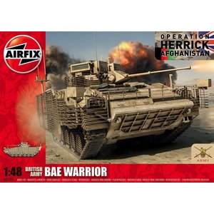 Airfix . ARX 1/48 BAE WARRIOR