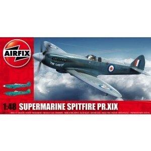 Airfix . ARX 1/48 SPITFIRE MK XIX