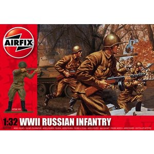 Airfix . ARX 1/32 RUSSIAN INFANTRY