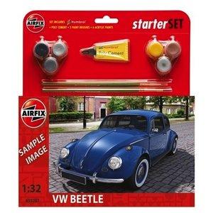Airfix . ARX 1/32 VW Beetle Gift Set