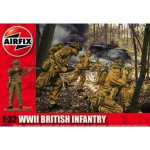Airfix . ARX 1/32 WWII BRITISH INFANTRY