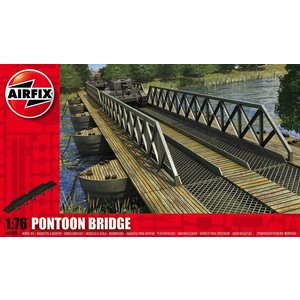 Airfix . ARX 1/76 PONTOON BRIDGE