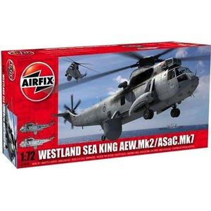 Airfix . ARX 1/72 WESTLAND SEA KING AEW.MK2