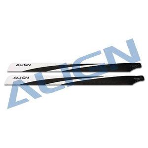 Align RC . AGN (DISC) - 720 CXARBON FIBER BLADE