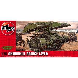 Airfix . ARX 1/76 CHURCHILL BRIDGE LAYER