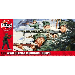 Airfix . ARX 1/32 GERMAN MNT TROOPS
