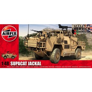 Airfix . ARX 1/48 SUPACAT JACKAL