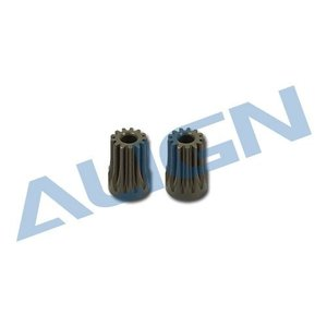 Align RC . AGN 450 MOTOR PINION GEAR 13T