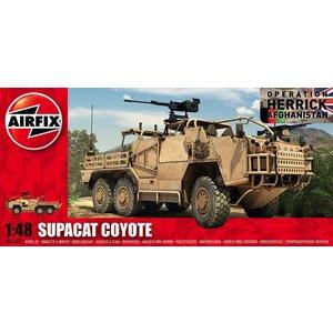 Airfix . ARX 1/48 SUPACAT COYOTE