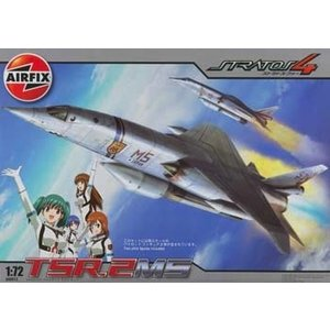 Airfix . ARX 1/72 STRATOS 4 TSR.2MS
