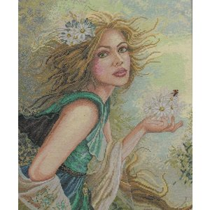 Dimensions . DMS HERALD OF SPRING CROSS STITCH