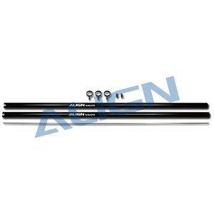 Align RC . AGN 700 TAIL BOOM/BLACK