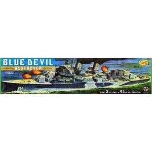 Lindberg . LND 1/125 BLUE DEVIL DESTROYER