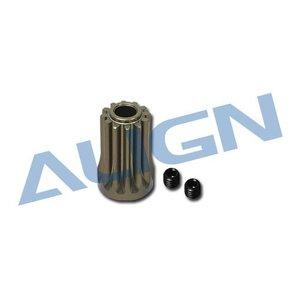Align RC . AGN 700E MOTOR PINION GEAR