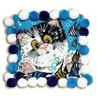 UAB RIOLIS . RIO CROSS STCH KITTY CUSHION