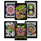Stuff To Color . SFC Multi Pk Velvet Poster Apple
