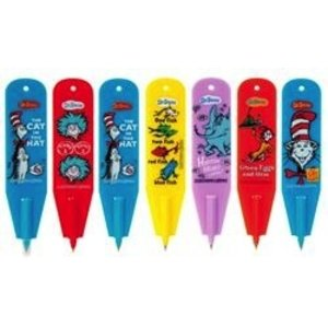 Geddes . GED DR SEUSS BOOKMARK PEN