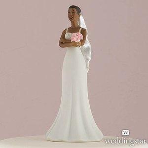 Wedding Star . WST EXASPERATED BRIDE DK. SKIN