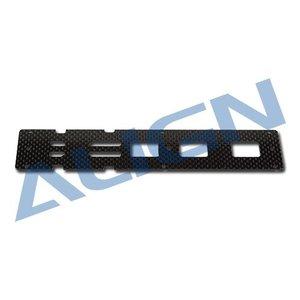 Align RC . AGN 500PRO CARBON BOTTOM PLATE