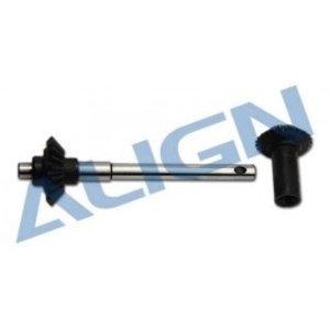 Align RC . AGN (DISC) - 500 TORQUE TUBE REAR Pro L