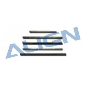 Align RC . AGN 450 SPORT STAINLESS STEEL LINK