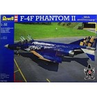 Revell of Germany . RVL 1/32 F-4F PHANTOM 50TH ANNIVERSARY
