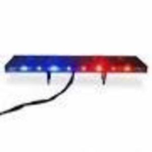 Common Sense R/C . CSR REALISTIC LED POLICE LIGHT BAR