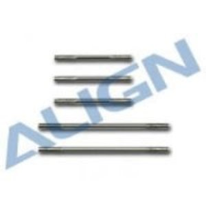 Align RC . AGN Stainless Steel Linkage Rod