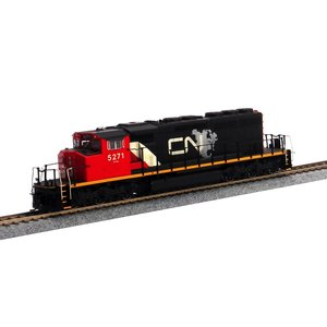 Intermountain Railway Co . IMR HO SD40-2W/DCC/SNS,CN/CONT