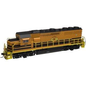 Atlas Model Railroad Co . ATL HO GP-2/DCC/SND SLR #3803
